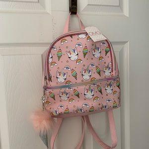 OMG Accessories Unicorn 🦄 Backpack 💜 2/$25